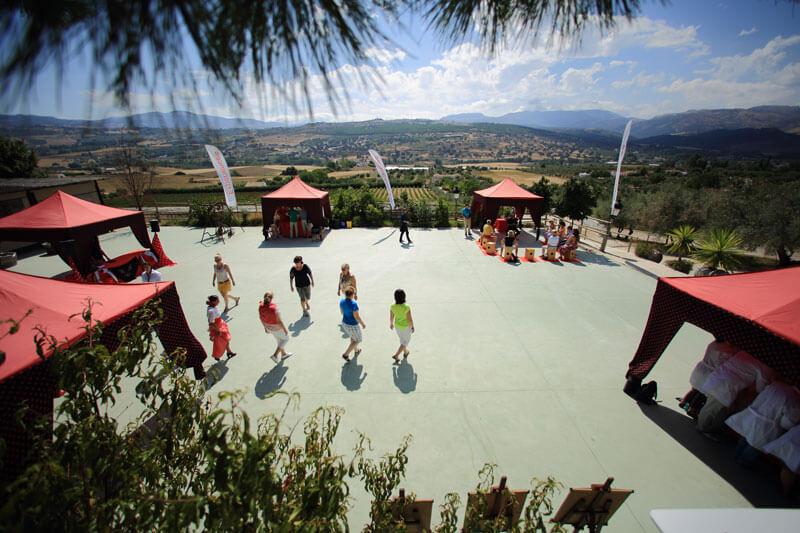 teambuilding malaga flamenco ronda exploramas 2