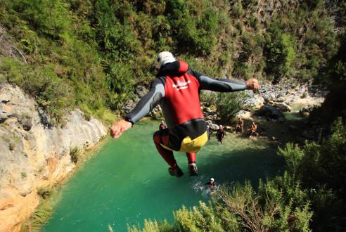 barranquismo-descenso-canon-aventura-exploramas1ok