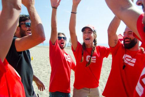 exploradores-equipo-eventos-playa